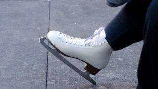 スケートを始める