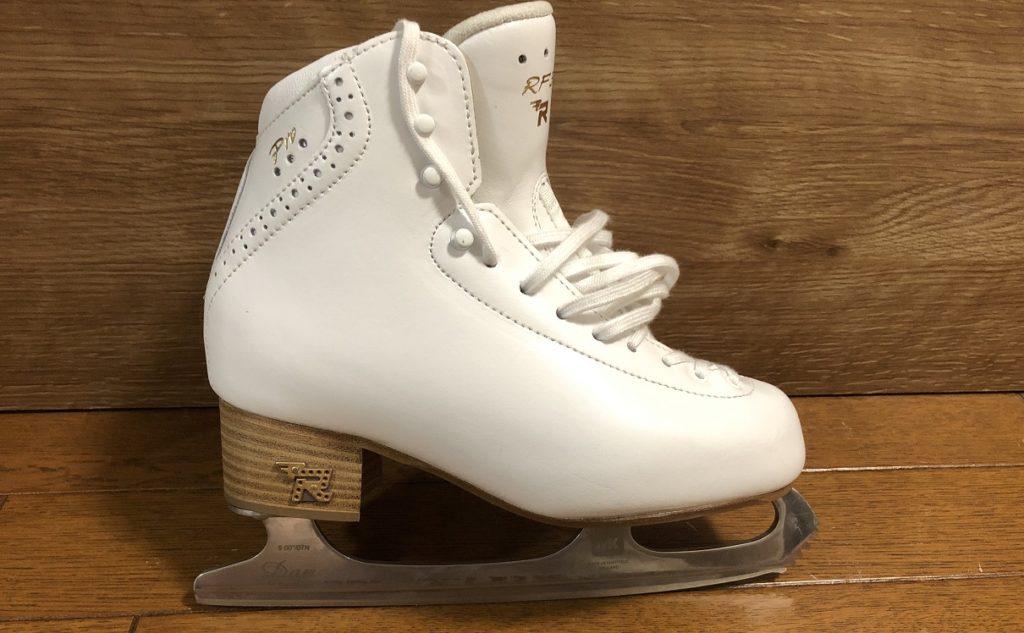 アイスダンス用スケート靴