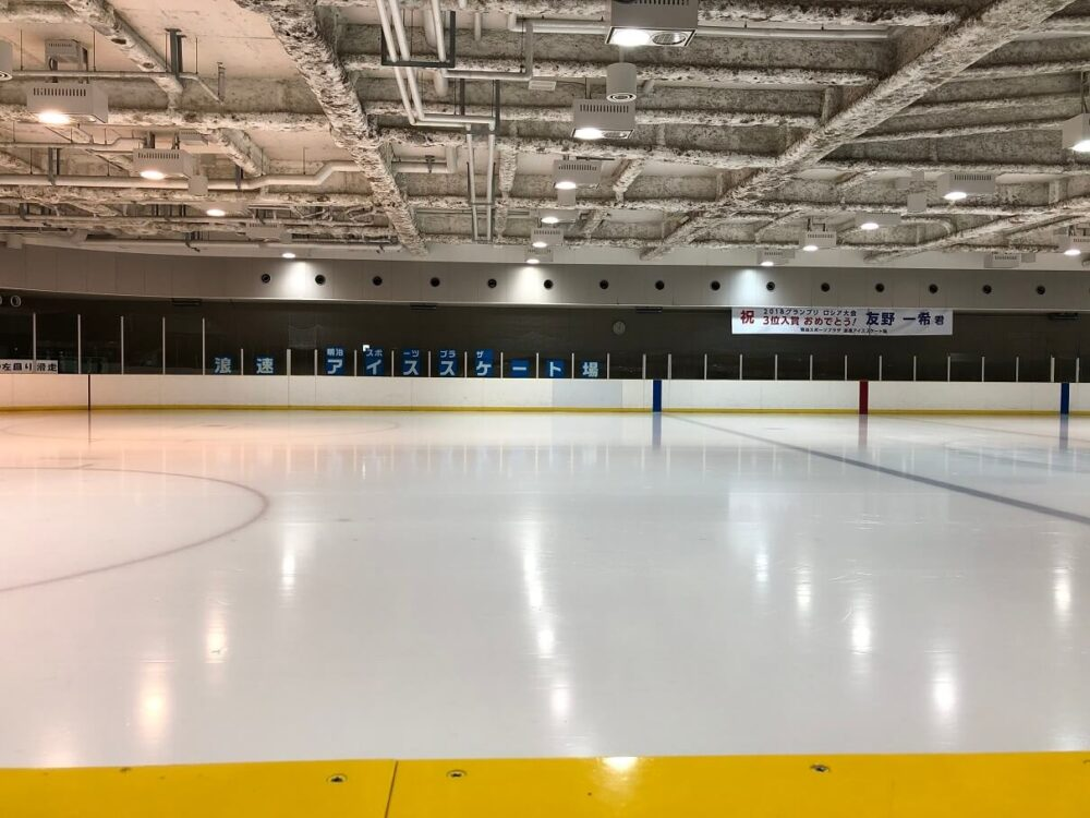 浪速アイススケート場